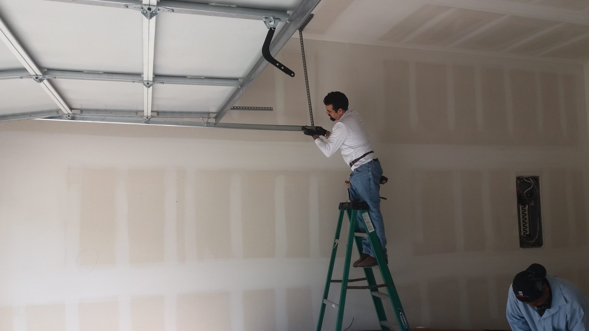 Garage Door Opener Repair in Austin, TX